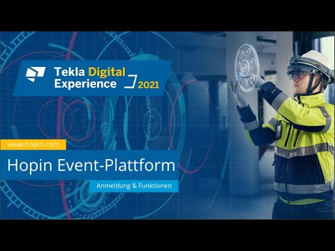 Tekla Digital Experience | Getting Started für Event-Partner
