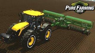 Duży siewnik - Pure Farming 2018 | #30