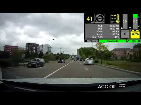 Mondeo H + Dashcam + Hybrid Assistant 170811-01
