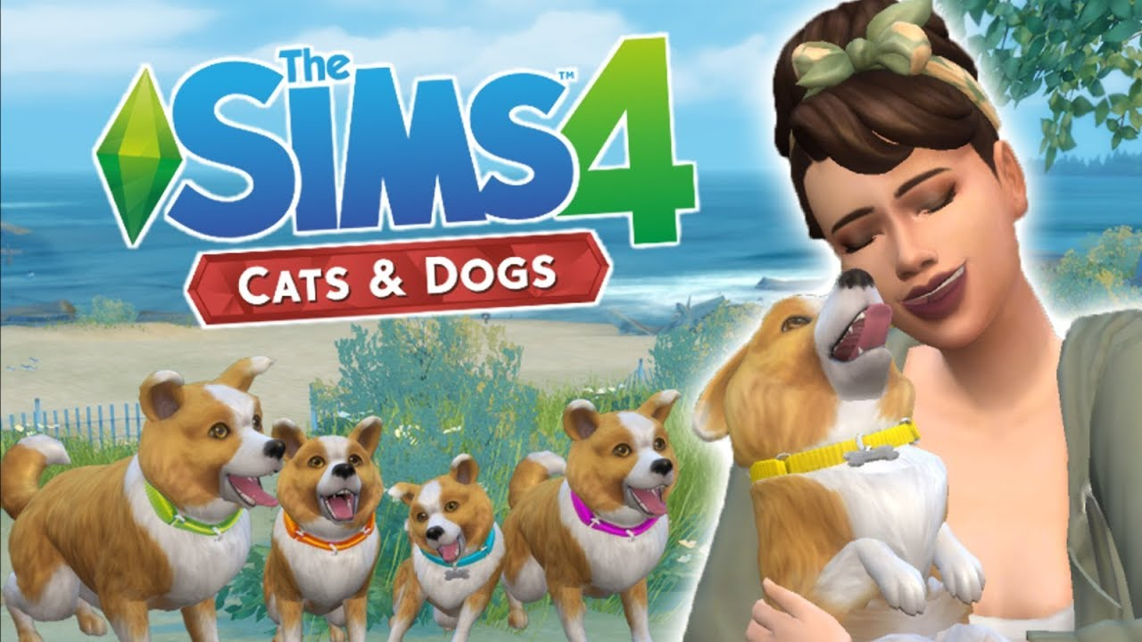 The Sims  Cats And Dogs Challenge