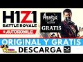 H1Z1 BATTLE ROYALE ES FREE TO PLAY | Verox PiviGames