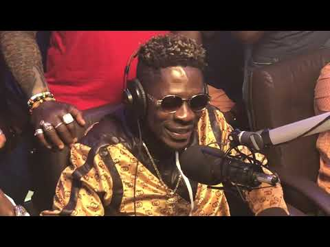 "Shatta Wale's First interview after ""THE REIGN ALBUM"" on Showbiz Agenda Zylofon Fm"