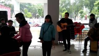 Guitar club hce Hoa Nắng - Na Na