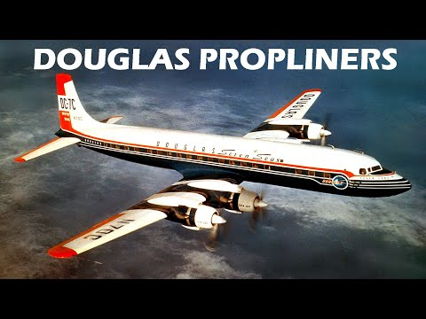 DOUGLAS AIRLINERS - Part 2 of 3