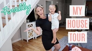 MY REAL HOUSE TOUR 2019| Tres Chic Mama