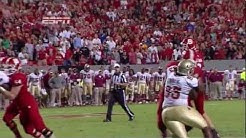#3 Florida State vs. NC State - October 6, 2012