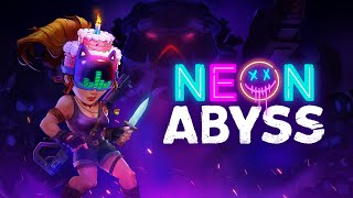 Neon Abyss Nintendo Switch Demo Trailer