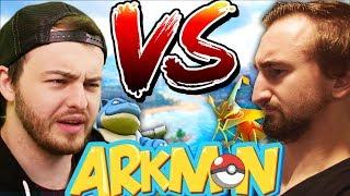 connectYoutube - EPIC SHOWDOWN VS ANDREW -  ARK SURVIVAL EVOLVED POKEMON MOD (ARKMON) #9