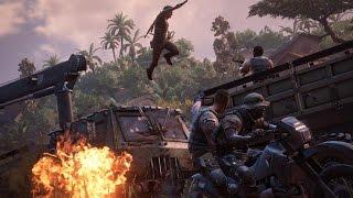 Nuevo gameplay de Uncharted 4 la semana que viene