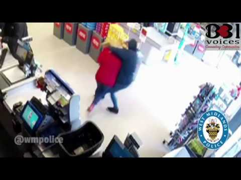 Galeford Attempted Bag Snatch -  Co-op Northfield