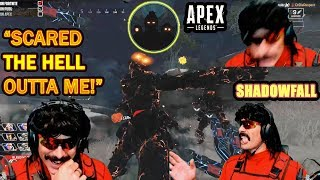 DrDisrespect Tries Apex's HALLOWEEN Mode Shadowfall & Gets Jump Scared 5 Times!
