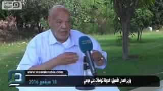 مصر العربية | وزير العدل الأسبق: الدولة تواطأت على مرسي