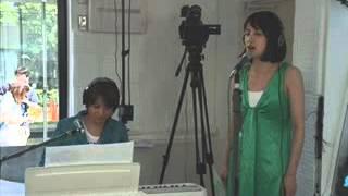 赤江珠緒のピアノと小林悠の歌による「荒城の月」 赤江珠緒 動画 18