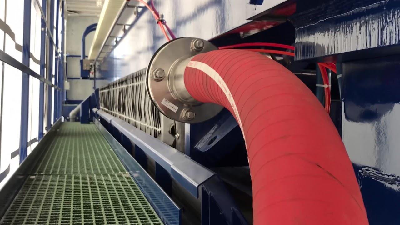 Filter Press Rentals and Pilot Presses