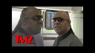 Would Stevie Wonder's Music Change With Eyesight? | TMZ