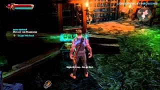 Kingdoms of Amalur: Reckoning [PC] Gameplay Walkthrough - Part 2 (HD)