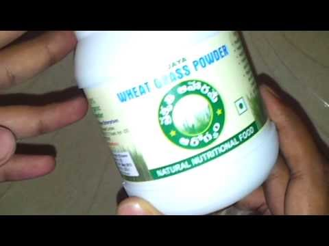 Wheat grass Powder - Alkaline Diet India