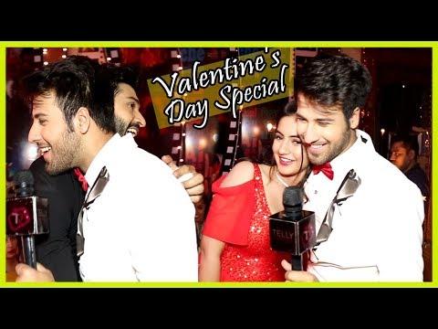 Valentine's Week 2018: Ritvik Arora Celebrates HUG DAY With Chakor & Suraj | Telly Reporter