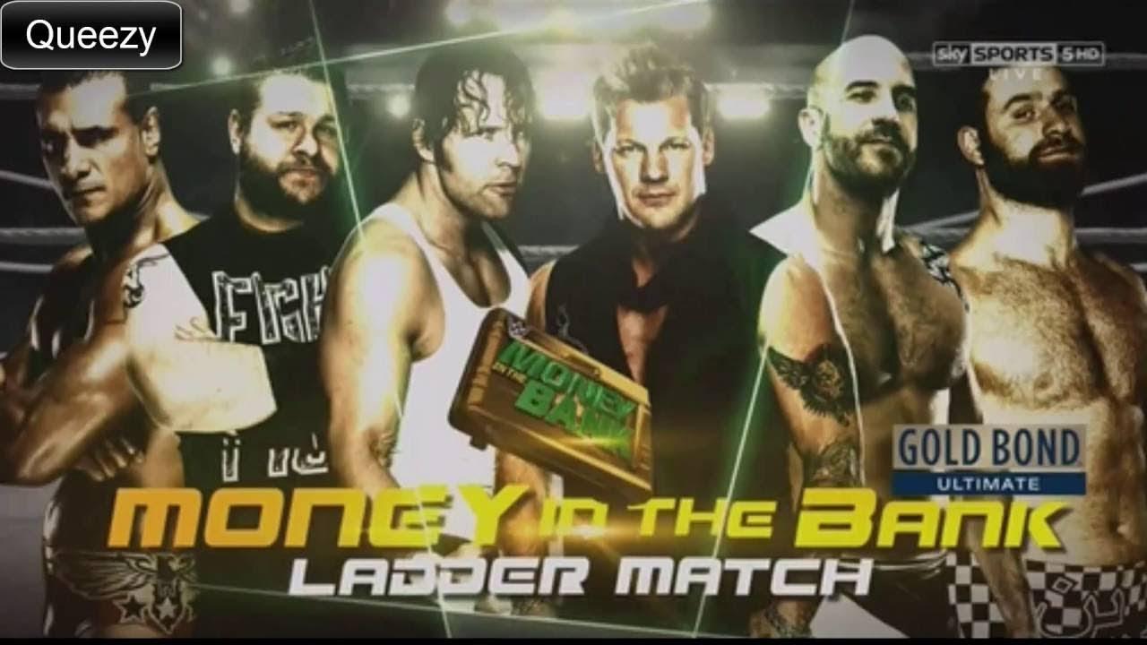 Download WWE Money In the Bank Men's Ladder Match 2016 Full Match Highlights