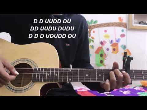 Pal - Arijit Singh - Jalebi - Hindi Guitar Cover Lesson chords easy Beginners