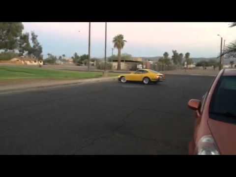 240z Stroker L28 Datsun NA ITB - YouTube