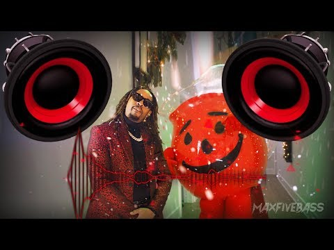 Lil Jon - All I Really Want For Christmas (BASS BOOSTED) Mp3