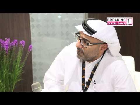 Ali Hamad Lakhraim Alzaabi, president, Millennium & Copthorne Hotels, Middle East & Africa