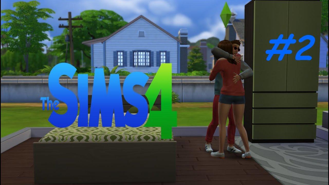let s play die sims 4 2 haus bauen leicht gemacht deutsch youtube. Black Bedroom Furniture Sets. Home Design Ideas