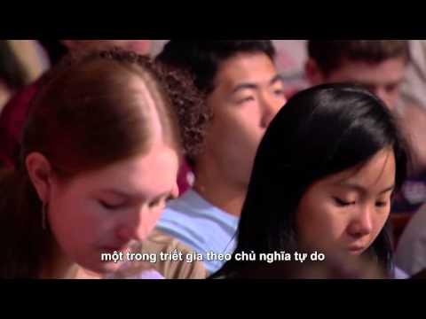 Công Lý - Harvard - bài giảng 3