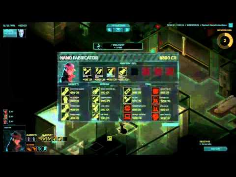 Invisible Inc S3 #8 (Expert Plus Ironman)