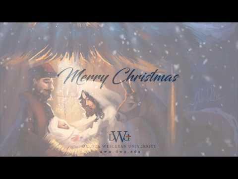 Merry Christmas from Dakota Wesleyan University!