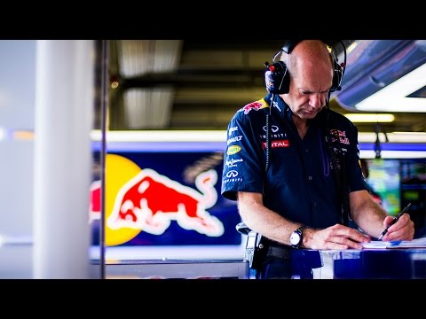Red Bull Racing - Celebrating 200 Races (Adrian Newey Interview)
