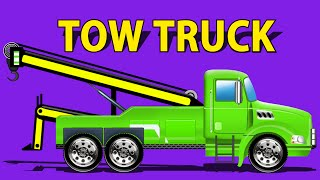 Transformer Tow Truck | Videos for Kids | Children