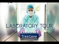 TreeGene laboratory Tour / Виртуальный тур по лаборатории Триген