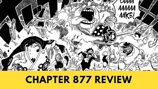 One Piece Manga Chapter 877 Review