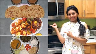What I Eat in a Day Full Video Recipe Episode | Bhavnas Kitchen
