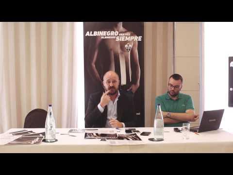 """Presentación """"Albinegro una vez, albinegro siempre"""""""