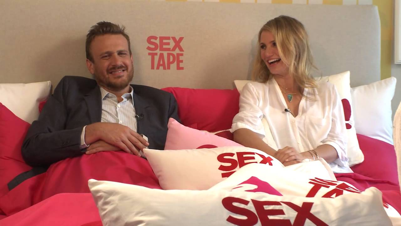 Alyson Hannigan Sex Tape sex tape - interview cameron diaz & jason segel