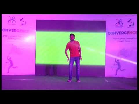 Hidden Brains Convergence 2017 Solo Break Dance Performance