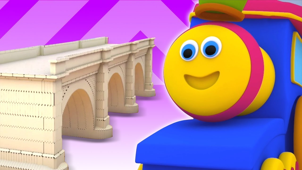 Bob O Trem Ponte De Londres Esta Caindo Portugues Criancas