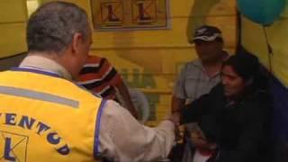 Alex Kouri visita el distrito de Carabayllo 11 de Julio.flv