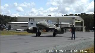 Replica Me-262 First Flight 6/02/2011