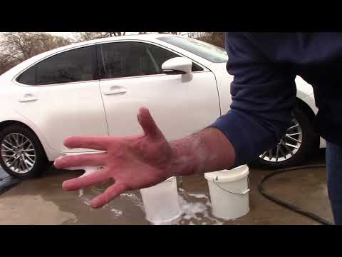 Two Bucket Wash - A Bad Idea?..Lets Look At The Science!