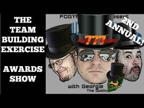 TEAM BUILDING EXERCISE AWARDS SHOW (2018)