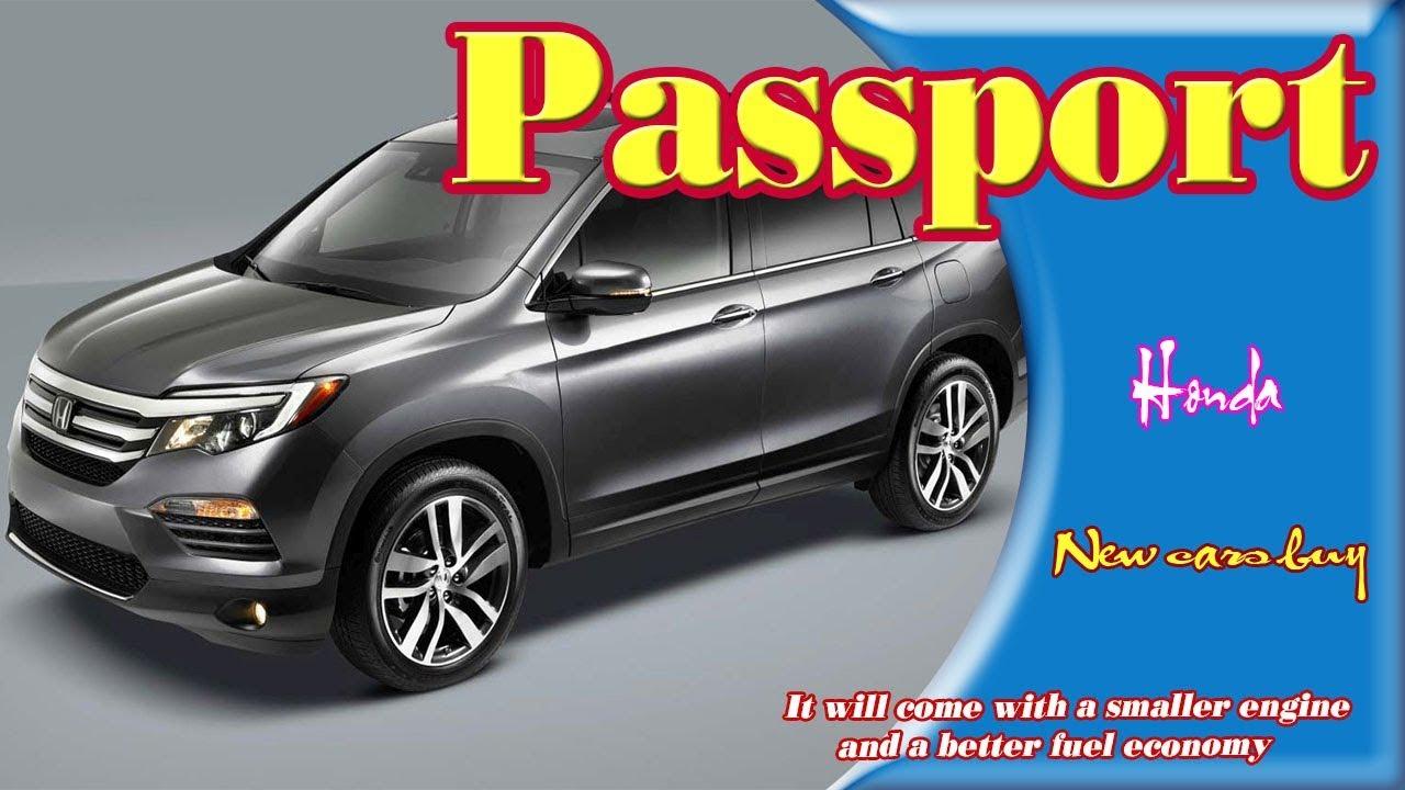 2019 Honda Passport 2019 Honda Passport Towing Capacity 2019
