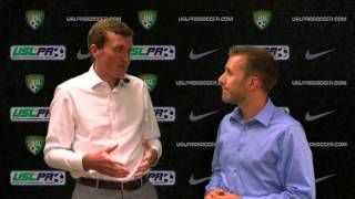 2013 USL PRO Playoffs Preview -- Charleston vs. Los Angeles