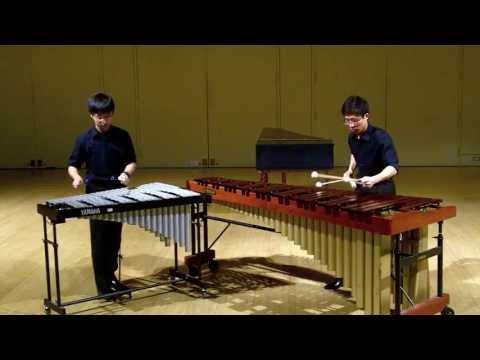 Vertical River (marimba/vibraphone