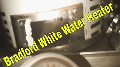Bradford White Water Heater Will Not Light!