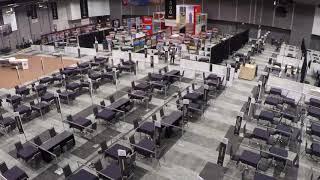 Rendez-Vous Canada 2018 Set-up