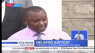 Parents of former Garissa finance executive calls out for DPP and DCI to grand their son justices